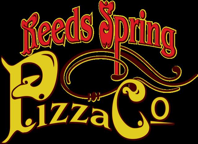 Reeds Spring Pizza Company Missouri Logo